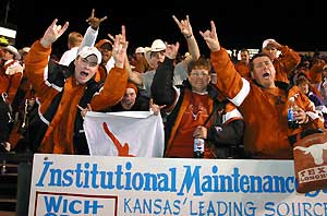 Texas at Kansas State 10/19/2002